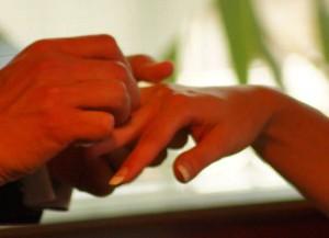 Huwelijk bij Develpaviljoen